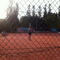 Photo taken at Tennis Club Beaufays by AnnCha C. on 5/31/2014