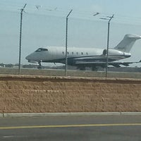 Photo taken at Republic Airport (FRG) by Michael M. on 3/10/2013