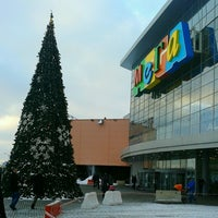 Photo taken at МЕГА Дыбенко / MEGA Mall by Katerina S. on 12/5/2012
