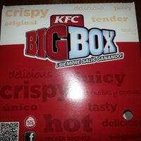 Photo taken at KFC by Mauricio P. on 11/27/2012