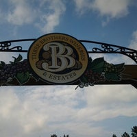 Photo taken at 3 Brothers Winery by Monica C. on 7/8/2013