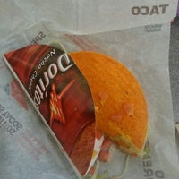 Photo taken at Taco Bell by Pablo M. on 9/26/2012
