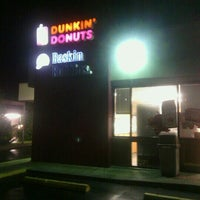 Photo taken at Dunkin' Donuts by MamaDox85 on 9/21/2012