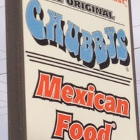 Photo taken at The Original Chubby's by Lindsay M. on 9/24/2012
