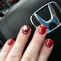 Photo taken at Q Nails by Diana H. on 2/5/2013