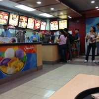 Photo taken at Chowking Sta. Rosa Commercial Complex by Deo C. on 7/26/2013