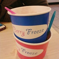 Photo taken at Berry Freeze by Christopher M. on 10/7/2012