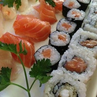 Photo taken at Sushi 189 by Solongo on 3/29/2013