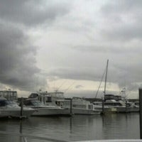 Photo taken at Weaver's Marine Service by Mark H. on 10/31/2012