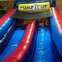 Photo taken at Pump It Up by Wendy B. on 12/22/2012