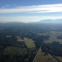 Photo taken at Pat Bay Highway Visitor Information Center by Salt Spring Air P. on 12/26/2012