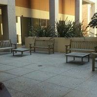 Photo taken at UCLA Franz Hall by Jesse Z. on 9/24/2012