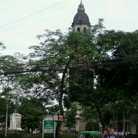 Photo taken at Cathedral-Basilica of the Immaculate Conception of Manila (Manila Cathedral) by Chii F. on 9/30/2012