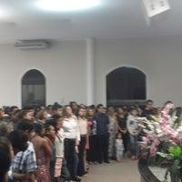 Photo taken at Igreja Mensagem De Paz by Igor O. on 5/11/2014