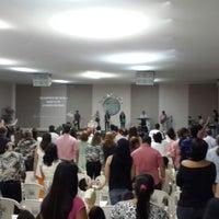 Photo taken at Igreja Mensagem De Paz by Igor O. on 4/27/2014