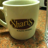 Photo taken at Shari's Restaurant by Meaghan R. on 12/27/2012