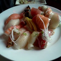 Photo taken at Fusion Sushi by Liliana H. on 3/4/2013