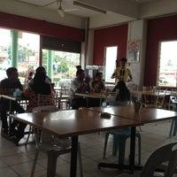 Photo taken at Nono Cafe Sri Aman by Ejam A. on 9/30/2012