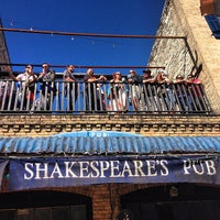 Photo taken at Shakespeare's Pub by Zane A. on 3/10/2013