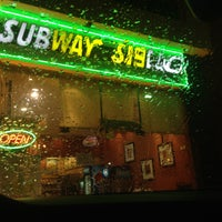 Photo taken at Subway by Abdullah M. on 4/29/2013