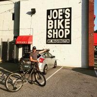 Photo taken at Joe's Bike Shop - Mt Washington by Greg R. on 8/15/2015