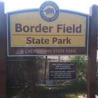 Photo taken at Border Field State Park by Matt G. on 4/11/2013