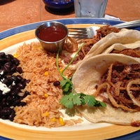 Photo taken at On The Border Mexican Grill & Cantina by Tara F. on 7/24/2013