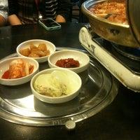 Photo taken at 새마을식당 by HyunTaek K. on 10/5/2012