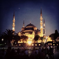 Photo taken at Blue Mosque by Dmitry C. on 9/7/2013