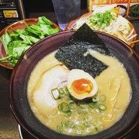 Photo taken at 光麺 恵比寿店 by Torao T. on 8/5/2016