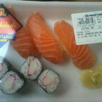 Photo taken at Superluna Supermercados by Myllena A. on 10/20/2012