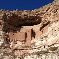 Photo taken at Montezuma Castle National Monument by Jun on 11/12/2012