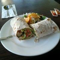 Photo taken at California Vegan Restaurant by Éder C. on 11/23/2012