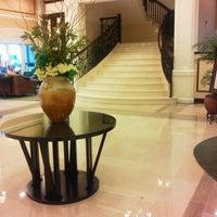 Photo taken at King Edward Hotel (Hilton Garden Inn Jackson) by Nicole P. on 11/4/2012