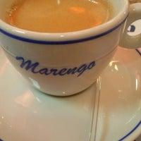 Photo taken at Panificadora Marengo by Thiago M. on 9/20/2012