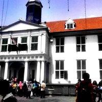 Photo taken at Museum Sejarah Jakarta (Museum Fatahillah) by ERna M. on 5/11/2013