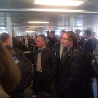 Photo taken at Billy Bishop Toronto City Airport Ferry by Jon H. on 4/22/2013