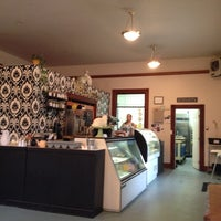 Photo taken at White Rabbit Bakery by William on 10/31/2012