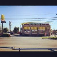Photo taken at McDonald's by McKaren_MBA on 11/7/2012