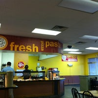 Photo taken at Cicis by Josh S. on 5/3/2013