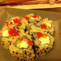 Photo taken at Restaurante Japonés Fuji by Ester on 1/22/2013