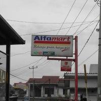 Photo taken at alfamart perum talaga by usep b. on 4/13/2016