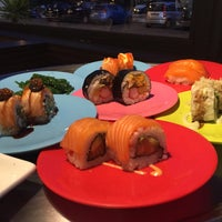 Photo taken at Wok & Buddha (Buddha Restaurant Lounge Bar) by NeL M. on 8/18/2016