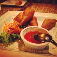 Photo taken at Siam Palace Thai Restaurant by Amit B. on 1/27/2013