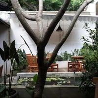 Photo taken at Djatilegi Terrace And Resto by Sita hifdiah on 5/15/2014