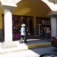 Photo taken at Mercado Melchor Ocampo by Erick V. on 10/31/2012