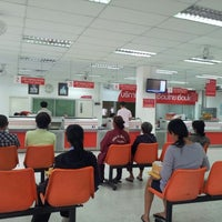 Photo taken at Khon Kaen Post Office by Ekkaphong S. on 3/4/2013