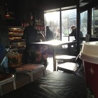 Photo taken at Starbucks by Mihaela R. on 12/23/2012