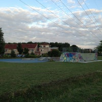 Photo taken at BMX Area Geldrop by Michiel V. on 8/12/2013