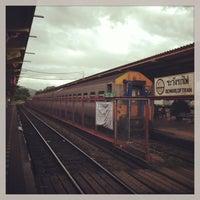 Photo taken at สถานีรถไฟสุราษฎร์ธานี (Surat Thani) SRT4239 by ฅนด้ามขวาน ส. on 6/18/2013